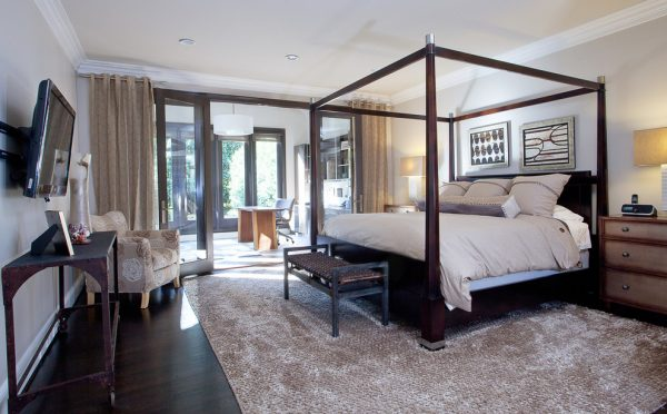 bedroom decorating ideas and designs Remodels Photos Barbour Spangle Design Group High Point North Carolina United States modern-001