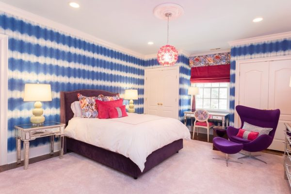 bedroom decorating ideas and designs Remodels Photos Beth Krupa Interiors Stamford Connecticut United States transitional-bedroom-004