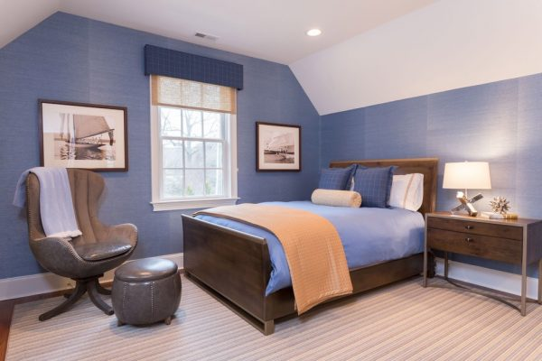 bedroom decorating ideas and designs Remodels Photos Beth Krupa Interiors Stamford Connecticut United States transitional-bedroom-005