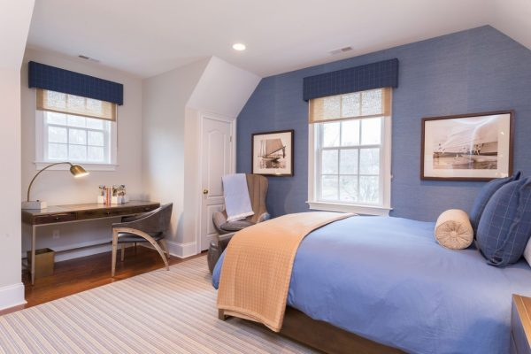 bedroom decorating ideas and designs Remodels Photos Beth Krupa Interiors Stamford Connecticut United States transitional-bedroom