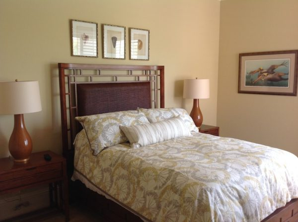 bedroom decorating ideas and designs Remodels Photos Cathleen B. Swift Design, LLC Estero Florida United States beach-style-bedroom