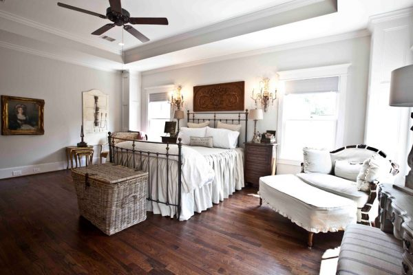 bedroom decorating ideas and designs Remodels Photos Cedar Hill Interiors, LLC Houston Texas United States traditional-bedroom-001