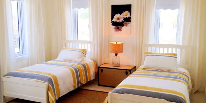 bedroom decorating ideas and designs Remodels Photos Chelsea Design Inc Miami Florida United States beach-style-bedroom-002