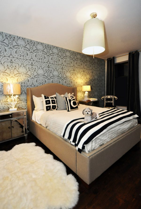 bedroom decorating ideas and designs Remodels Photos Curated Nest by Emc2 Interiors Brooklyn New York United States contemporary-bedroom-001