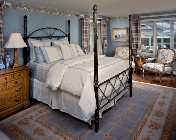 bedroom decorating ideas and designs Remodels Photos Debra J Stein Boynton Beach Florida United States traditional-bedroom