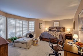 Bedroom Decorating and Designs by Decorating Den Interiors - Libertyvill, Illinois, United States
