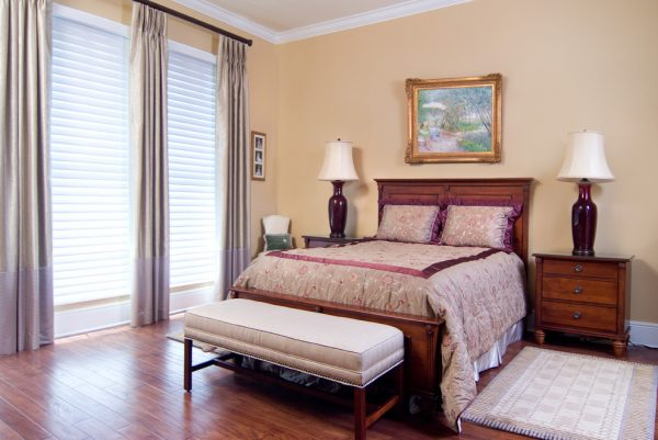 bedroom decorating ideas and designs Remodels Photos Decorating Den Interiors Norman Oklahoma United States transitional-bedroom
