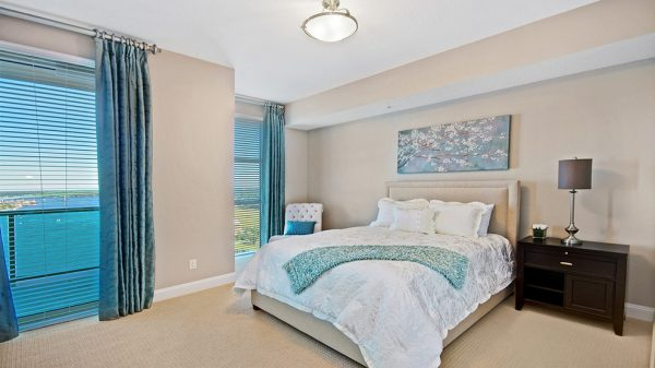 bedroom decorating ideas and designs Remodels Photos Donna Mancini Ponte Vedra Florida United States transitional-bedroom-002