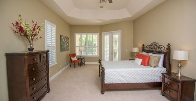 bedroom decorating ideas and designs Remodels Photos Donna Mancini Ponte Vedra Florida United States transitional-bedroom-003