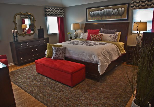 bedroom decorating ideas and designs Remodels Photos Dreambridge Design, LLC.Warren New Jersey United States transitional-bedroom-001