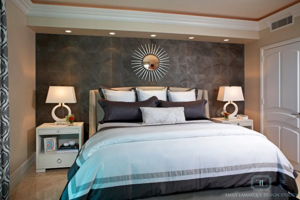 bedroom decorating ideas and designs Remodels Photos Emily LaMarque Design Studio West Hollywood California United States contemporary-bedroom-001