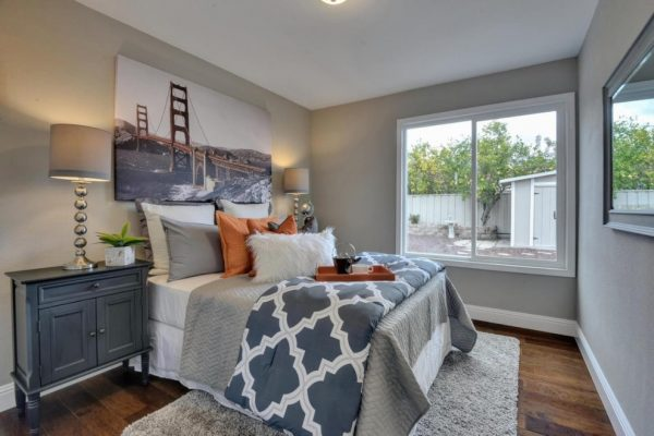 bedroom decorating ideas and designs Remodels Photos Envy Decor LLC San Jose California United States contemporary-002