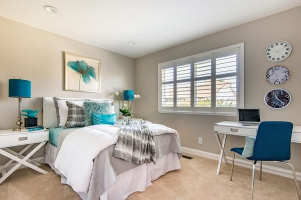 bedroom decorating ideas and designs Remodels Photos Envy Decor LLC San Jose California United States contemporary-004
