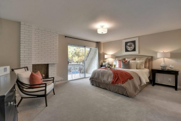 bedroom decorating ideas and designs Remodels Photos Envy Decor LLC San Jose California United States contemporary-005