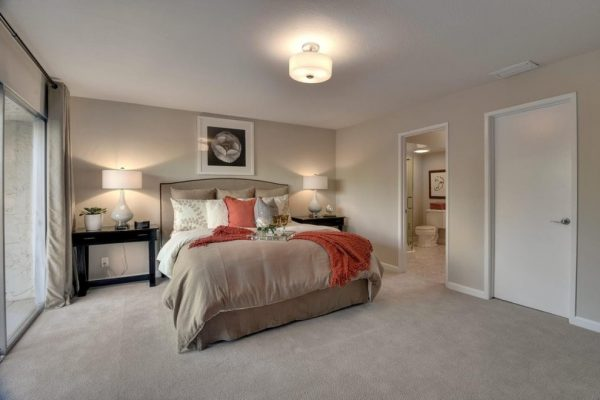 bedroom decorating ideas and designs Remodels Photos Envy Decor LLC San Jose California United States contemporary-009