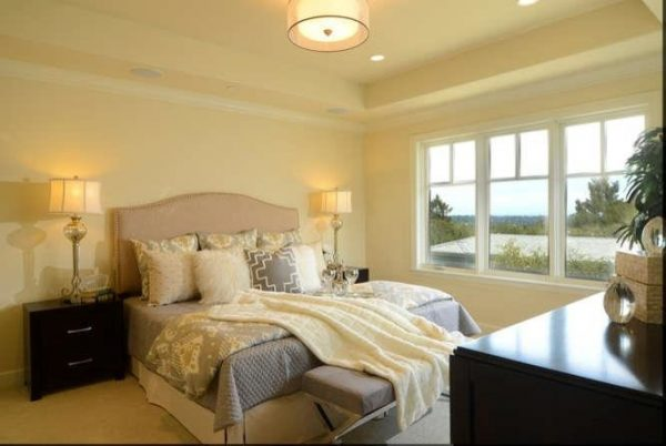 bedroom decorating ideas and designs Remodels Photos Envy Decor LLC San Jose California United States transitional-003