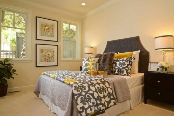 bedroom decorating ideas and designs Remodels Photos Envy Decor LLC San Jose California United States transitional-004