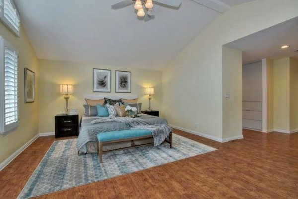 bedroom decorating ideas and designs Remodels Photos Envy Decor LLC San Jose California United States transitional-005