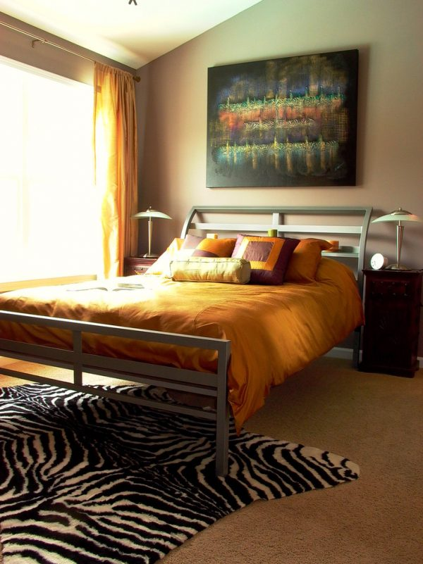 bedroom decorating ideas and designs Remodels Photos FabDiggity Inc Atlanta Georgia United States eclectic-bedroom