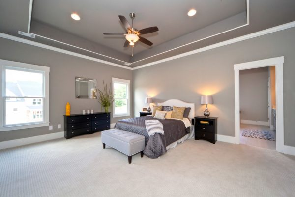 bedroom decorating ideas and designs Remodels Photos FabDiggity Inc Atlanta Georgia United States transitional-002