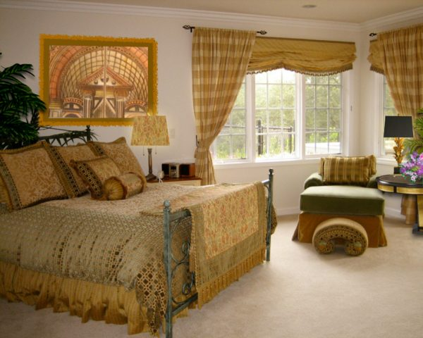 bedroom decorating ideas and designs Remodels Photos Ferris Zoe Design Morro Bay California United States traditional