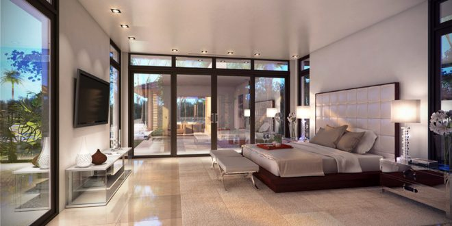 bedroom decorating ideas and designs Remodels Photos Fister Design Miami Beach Florida United States contemporary-001