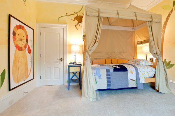 bedroom decorating ideas and designs Remodels Photos Fowler Interiors greenville South Carolina South Carolina United States eclectic-kids