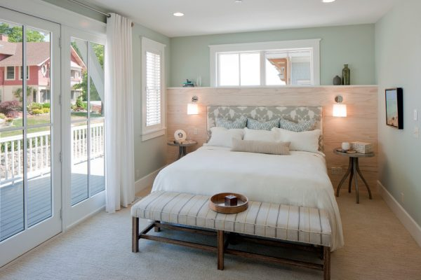 bedroom decorating ideas and designs Remodels Photos Francesca Owings Interior Design Grand Rapids Michigan United States beach-style-bedroom