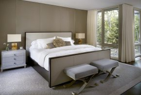 Bedroom Decorating and Designs by GATH Interior Design - Seattle, Washington, United States