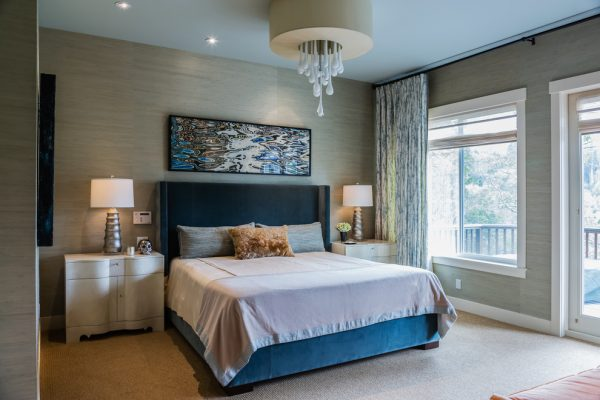 bedroom decorating ideas and designs Remodels Photos Holly A. Kopman Interior Design Sausalito California United States contemporary-bedroom