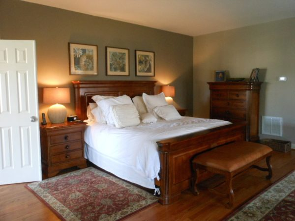 bedroom decorating ideas and designs Remodels Photos Home At Last Décor Broad RunVirginia United States traditional-bedroom-001