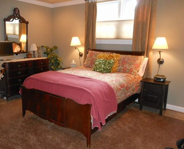 bedroom decorating ideas and designs Remodels Photos Home At Last Décor Broad RunVirginia United States traditional-bedroom