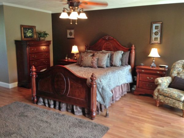 bedroom decorating ideas and designs Remodels Photos Home At Last Décor Broad RunVirginia United States transitional-bedroom