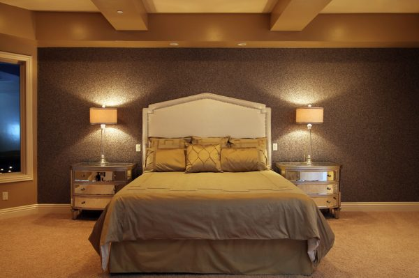 bedroom decorating ideas and designs Remodels Photos Interior Motives Las Vegas Nevada United States traditional-bedroom-001