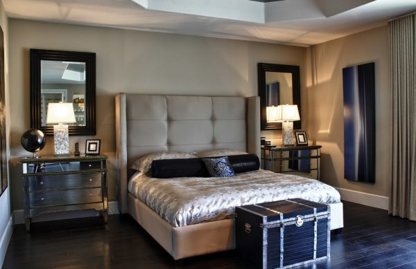 bedroom decorating ideas and designs Remodels Photos Interior Motives Las Vegas Nevada United States traditional-bedroom