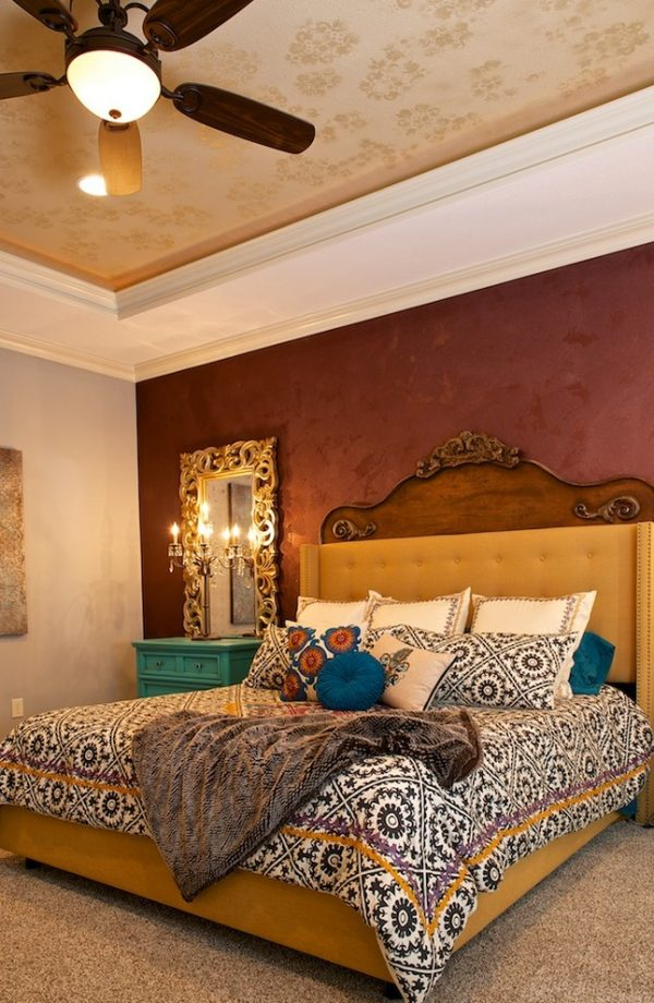 bedroom decorating ideas and designs Remodels Photos J. Gauker Interiors LLC Carmel Indiana United States mediterranean-bedroom-001