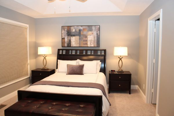 bedroom decorating ideas and designs Remodels Photos J. Gauker Interiors LLC Carmel Indiana United States transitional-bedroom-001