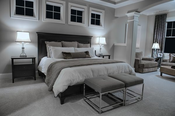 bedroom decorating ideas and designs Remodels Photos J. Gauker Interiors LLC Carmel Indiana United States transitional-bedroom-002