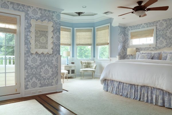 bedroom decorating ideas and designs Remodels Photos Jodie O Designs Whippany New Jersey United States transitional-bedroom