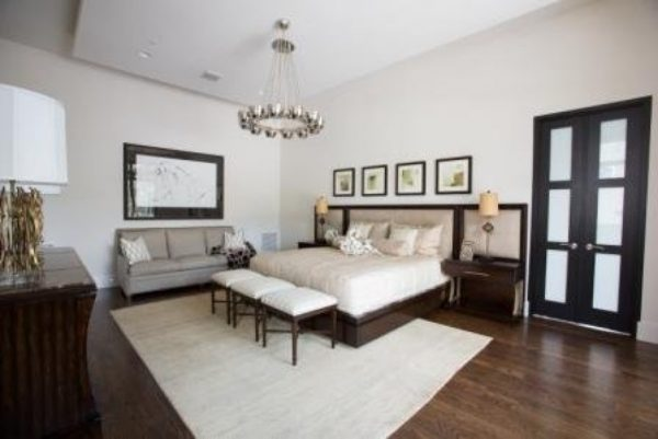 bedroom decorating ideas and designs Remodels Photos John-William Interiors Austin Texas United States transitional-001