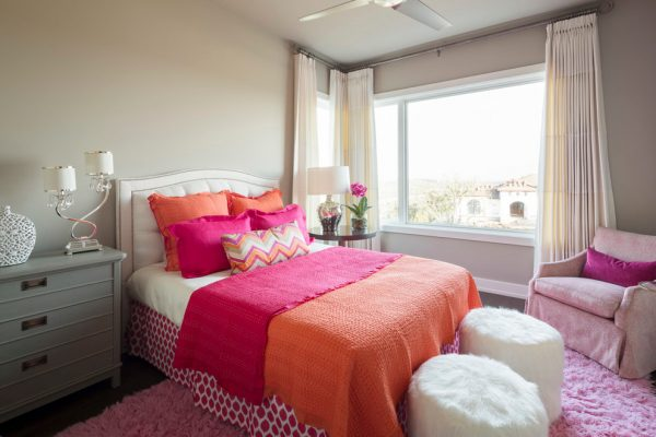 bedroom decorating ideas and designs Remodels Photos John-William Interiors Austin Texas United States transitional-bedroom