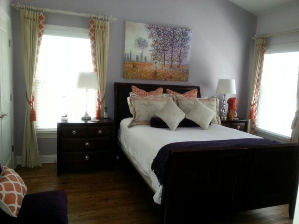 bedroom decorating ideas and designs Remodels Photos KMH Designs Marietta Georgia United States transitional
