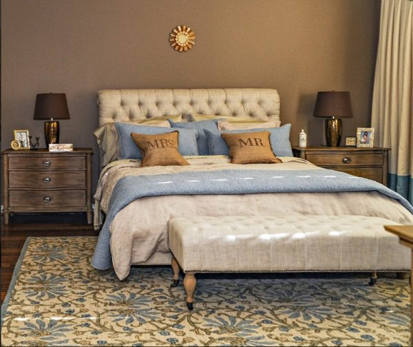 bedroom decorating ideas and designs Remodels Photos KV Interiors Sherman Oaks California United States traditional-bedroom