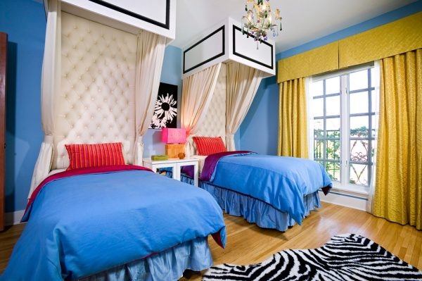 bedroom decorating ideas and designs Remodels Photos Kenneth Brown DesignLos Angeles California United States contemporary-kids