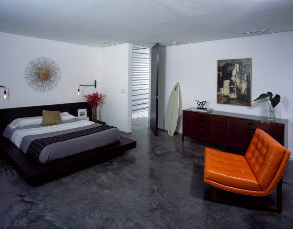 bedroom decorating ideas and designs Remodels Photos Kenneth Brown DesignLos Angeles California United States modern-bedroom