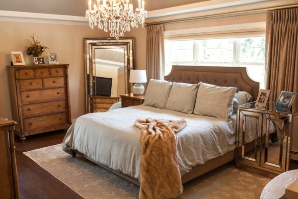 bedroom decorating ideas and designs Remodels Photos Keri Fields Saint James New York United States transitional-bedroom