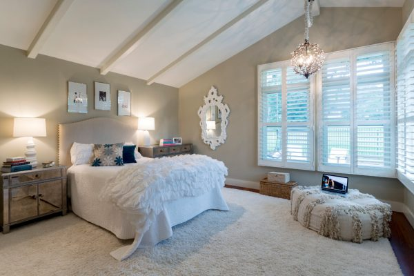 bedroom decorating ideas and designs Remodels Photos Laura Larkin Interiors San Rafael California United States contemporary-bedroom-001