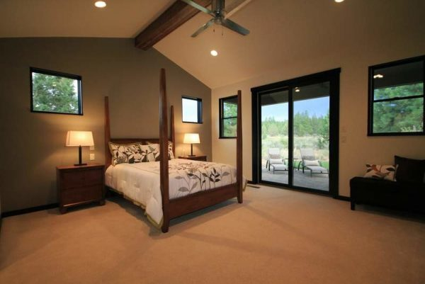 bedroom decorating ideas and designs Remodels Photos Legum Design Bend Oregon United States traditional-bedroom