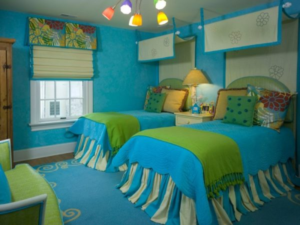 bedroom decorating ideas and designs Remodels Photos Maria K. Bevill Interior Design Chester New Jersey United States eclectic-kids