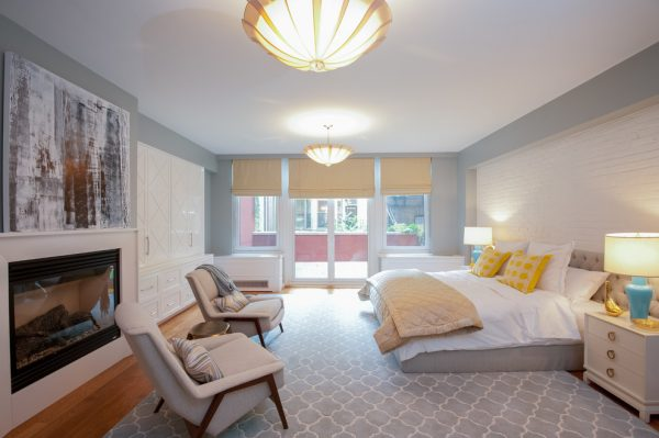 bedroom decorating ideas and designs Remodels Photos Michele Bitter Designs New York New York United States transitional-bedroom
